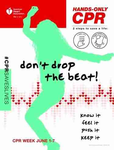 CPR & AED Awareness Week