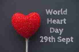 World Heart Day!