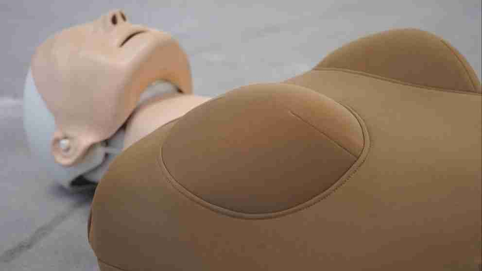Did you know that women are less likely to receive CPR because of breasts?